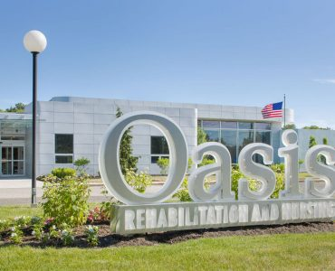 Oasis sign