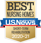 US News and World Report - Best Nursing Homes